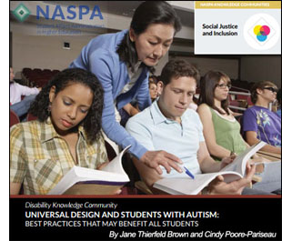 Universal Design and Students With Autism